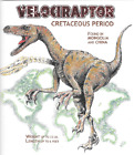 velociraptor dinosaurs t shirt youth kid toddller birthday gift fine US size new