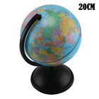 Rotating Earth Globe World Map Swivel Stand Geography Educational Toy 20