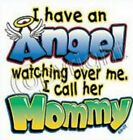 mommy angel kid t shirt one piece baby shower gift birthday US size new x