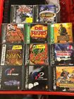 Sony Playstation 1 PS1 Games Pick your favorite!  All cleaned & Tested