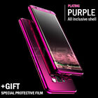 360° Shockproof Full Mirror PC Hybrid Case Cover For Samsung Galaxy S9& S9 Plus