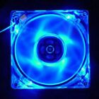 4 Pin120mm Cooling Fan For PC Computer With Quad 4 LED Light CPU Cooler Radiator