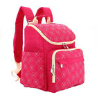 Waterproof Mummy Backpack Baby Maternity Diaper Nappy Changing Large Travel Bag