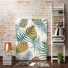 Jz_ Tropical Pineapple Print Canvas Wall Painting Picture Home Decor Unframed