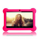 "7"" Tablet PC for Education Kids Children Android 4.4 Quad Core WIFI 8GB Camera"