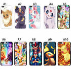 pokemon iphone 5s - Pokemon Go Eevee Collection Soft TPU Case Cover For iphone 7 Plus 8 6S SE 5S X