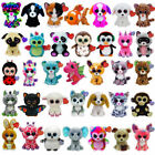 6''inch Ty Beanie Boo Boos  Choose Your Favourite Soft Plush Character Toy Games