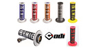 2018 ODI Emig Racing V2 Lock On Grips 2-Stroke 4-Stroke Motocross Dirt Bike Grip