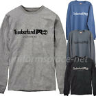 Timberland PRO T Shirt Mens Cotton Core Long Sleeve with Front Logo T- shirts image