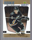 2005-06 Upper Deck MVP Rookie Breakthrough Hockey #1-14 - Your Choice -