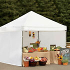 PROSHADE FULL INSTANT CANOPY GAZEBO 10' X 10' *MISSING PARTS*     C6