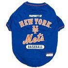 NEW YORK METS MLB Pet Dog TEE shirt (sizes)