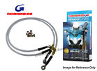 Goodridge For Suzuki DR350SES-SEX 95-99 Front Braided Brake Line Hose Stainless