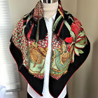 New Without Tag Authentic Hermes Silk Scarf Carre 90 OMBRES ET LUMIERES