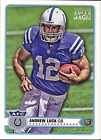 2012 Topps Magic Football Card Pick $0.99 USD on eBay