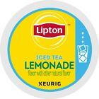 Lipton Lemonade Iced Tea 22 to 88 Keurig K cup Pods Pick Any Size FREE SHIPPING