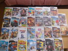 NINTENDO WII GAMES - FULLY BOXED * TAKE YOUR PICK * * ALL FREE POSTAGE *