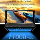 """Oukitel K10 6"""" 4G Smartphone 11000mAh Android 7.1 2.0GHz Octa Insides 6+64GB 16MP"""