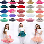 Внешний вид - Toddler Kids Girl Baby Fluffy Pettiskirt Tutu Princess Party Skirt Dancewear