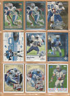 madden 25 card - 1993 to 2008 Barry Sanders Cards Lions - Topps Chrome SP Authentic Ultra Leaf +
