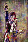 Prince Poster, Prince Tribute Art with Free Shipping US