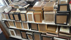 Job Lot Sale Of 50 10 x 8, 12 x 10, 14 x 11 & 16 x 12 Inch Picture Photo Frames