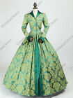 Renaissance Faire Tudor Royal Queen Ball Gown Fantasy Theater Quality Dress 162