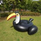 Pool Floats Inflatable Toucan Adult Men Swimming Ride-on Raft Giant Water Toys