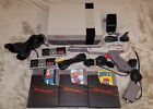 Nintendo NES System Console Super Mario Bros 1 2 &amp; 3 Duck Hunt **W/New 72 Pin**  <br/> Free 60 Day Returns &amp; Great Customer Service Guaranteed