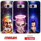Android Silicone Cover Case Hip Hop Next gen Demonic Beast Emo Rap - King Jediah