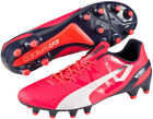 Puma evoSpeed 1.3  Firm Ground Mens Football Boots - Red