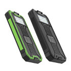 X-DRAGON 100000mAh 2USB Solar Power Bank External Battery Charger for Cell Phone