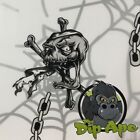 WEB SKULLS HYDROGRAPHIC WATER TRANSFER HYDRO FILM DIP APE