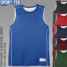 Внешний вид - Reversible Basketball Jerseys *** Sport-Tek T555 / YT555 *** Blank Team Uniforms