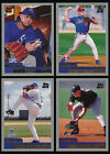 2000 Topps Traded & Rookies BB - You Pick - Complete Your Set (A05)