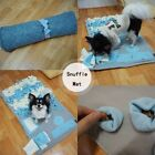 Nose Training Chew Dog Sniffing Pad Feeding Foraging Mat Kennel Pet Blanket