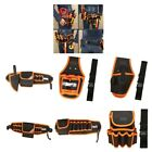 Waist Belt Tool Bag Electrician Waterproof Tools Kit Pockets Storage Bag
