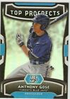 2012 Bowman Platinum Top Prospects Baseball - Your Choice *GOTBASEBALLCARDS
