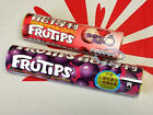 Nestle Frutips Blackcurrant Pastilles candies Extra Soft Gummy Candy 125g