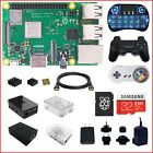 Berryku Raspberry Pi 3 B+ (B Plus) DIY Kit - BLK KODI RetroPie Minecraft & More