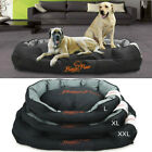 Extra Large Jumbo Orthopedic Pet Dog Bed Dog Pillow Baskets Kennel Waterproof US