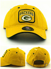 Green Bay Packers New Youth Kids Vintage Yellow Gold Green Slouch Era Hat Cap on eBay