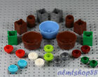 LEGO - Flower Planters & Pots - PICK YOUR ITEMS - Garden Farm Veggie Town Lot