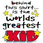 greatest kid t-shirt one pieces baby shower birthday gift boy girl US size new x