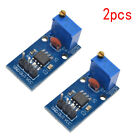 NE555 adjustable frequency Pulse generator module for For Arduino Smart Car HQ