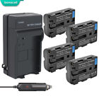 Battery or Charger for Sony NP-FM500H Alpha DSLR-A350 A200 A300 A100 SLT-A57 SK
