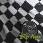CHECKERED FLAG HYDROGRAPHIC WATER TRANSFER HYDRO FILM DIP APE