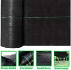 Landscape Ground Cover Heavy Duty PP Woven Weed Barrier Plastic Mulch Weed Block