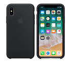 Genuine Original Soft Silicone Case Cover For Apple iPhone X 8 Plus 7 7Plus 6 6S <br/> The iPhone X case is not compatible the iPhone XS