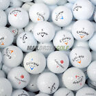 Callaway Lake Golf Balls - Pearl/ A Grade Chrome Soft SuperSoft Warbird TruVis